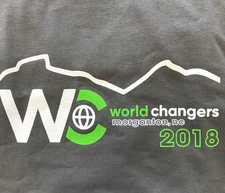 World Changers Shirts 2018