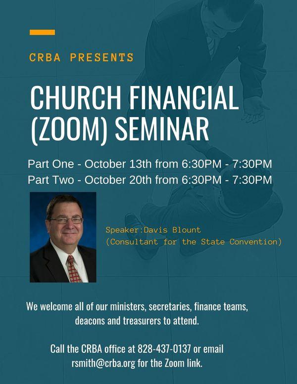 Finance Seminar 2020