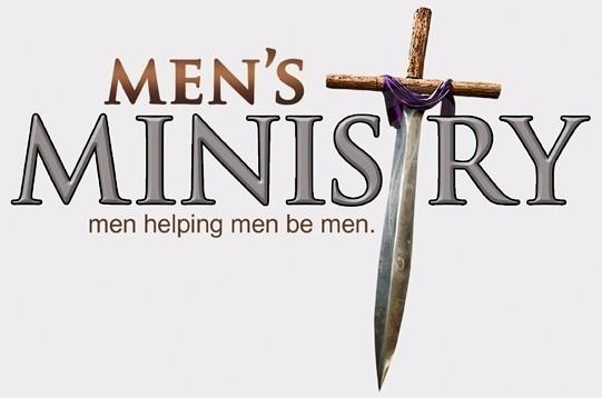 Mens Ministry Cross