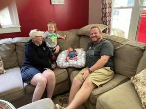 Ethan Cromer New Baby