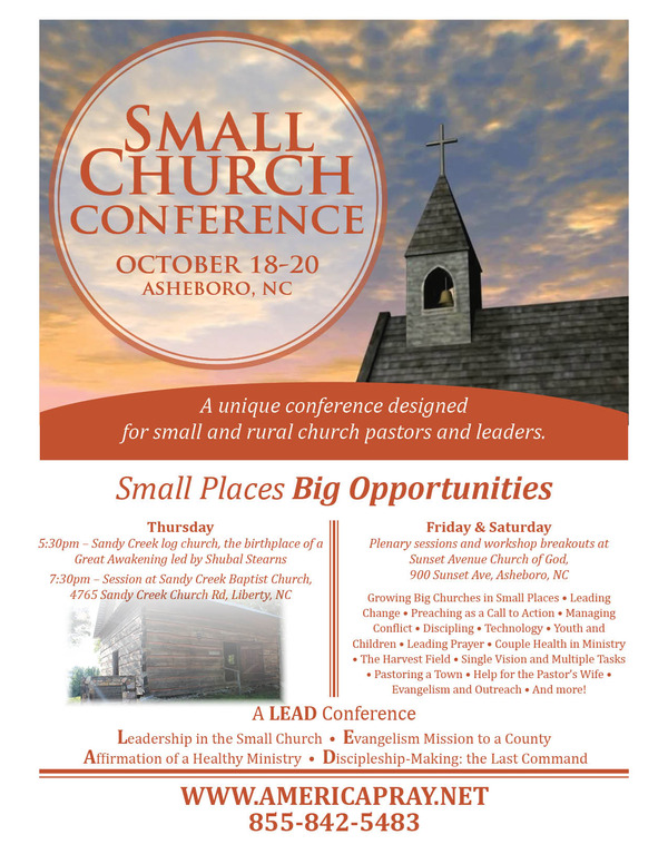 SmallChurchConference-Flyer-front