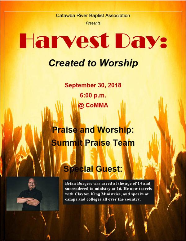 Harvest Day 2018 Brian Burgess 2