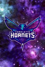 Charlotte Hornets logo 3
