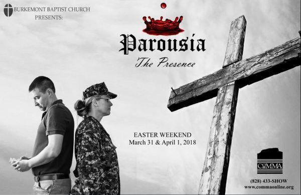 Par Burkemont Easter 2018