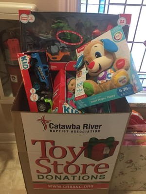 Toy Store box