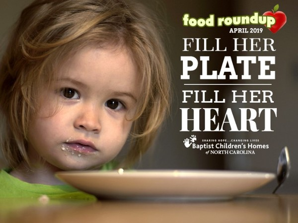 Baptist Childrens Home Food Roundup